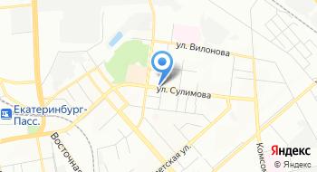 Магазин детской одежды Детки Урал на карте