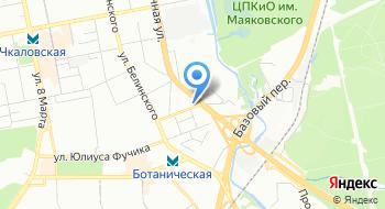 ИП на карте
