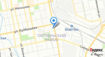 Отдел УФМС России по Свердловской области в Октябрьском районе в г. Екатеринбург на карте
