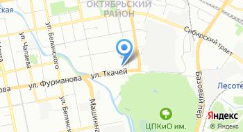 УЦСБ на карте