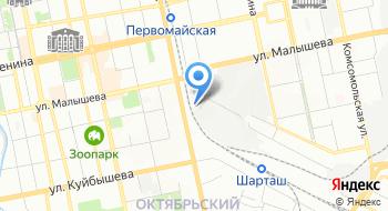 Уральская картографическая компания на карте
