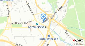 Компания Basecom на карте