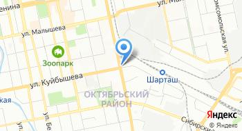 Каптерка66 на карте