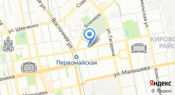 Водные технологии Урала на карте