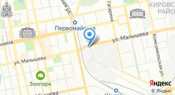 БизнесЛогистикаПлюс на карте