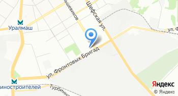Газтэк на карте