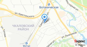 Полк ФГКУ УВО ГУ МВД России по Свердловской области на карте