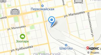Альфа Газ на карте