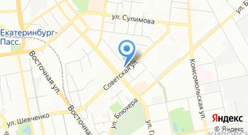 Интернет-магазин Multishop66.ru на карте