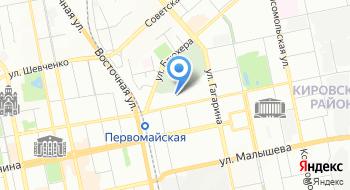 Авто-Лада на карте