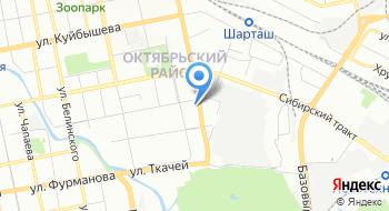 АвтоПодмотка на карте