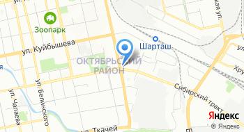 Кафе Оазис на карте