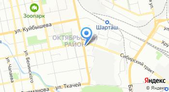 Фирменный магазин обуви на карте