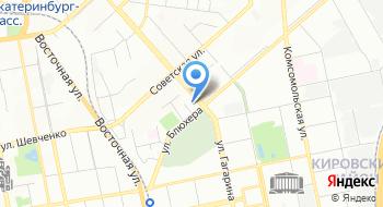 Управляющая жилищная компания Урал-СТ на карте