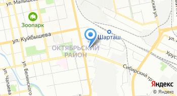 Детская городская поликлиника №13 на карте