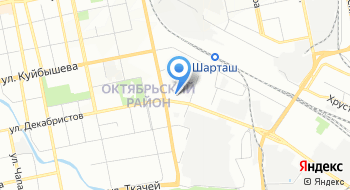 AutoBest на карте