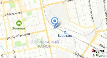 Стоун-Сервис-Урал на карте
