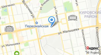 Муниципальное автономное общеобразовательное учреждение Лицей №88 на карте