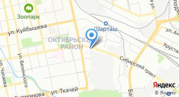 УралТехСервис на карте