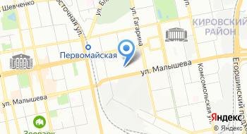 Альпура-М на карте