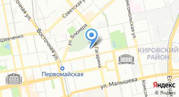 Автомастерская Автокрас на карте