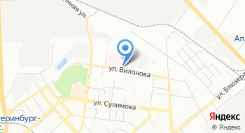 Травмпункт Кировского района на карте