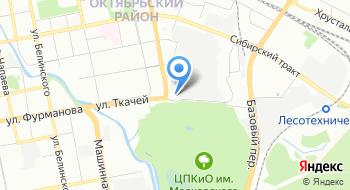 Вендинг на карте