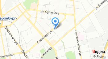 Sitestart96 на карте