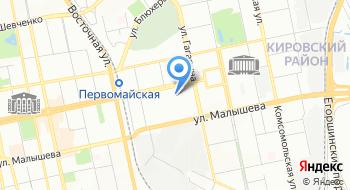 Кафе-бар Хитровка на карте