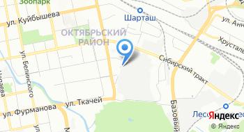 Seven Miles на карте