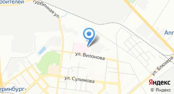 Центральная городская больница № 7 на карте