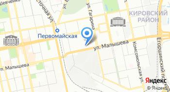 МБУ ЦГБ № 7, Женская консультация № 1 на карте