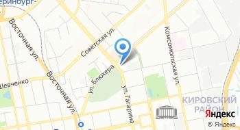УралПМА-С на карте