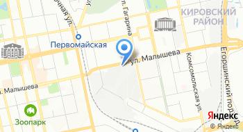 СПК на карте