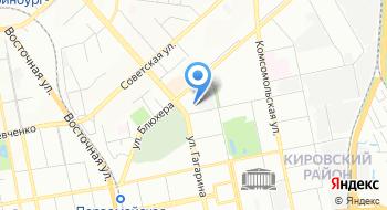 Прокуратура Кировского района города Екатеринбурга на карте