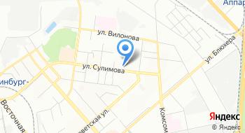 ДомоСтрой Ек на карте
