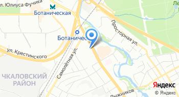 Авиакасса Летим вместе на карте