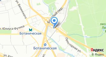 Трамонтана на карте