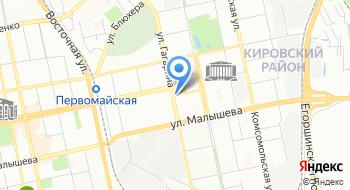 Магазин МасШтаб на карте