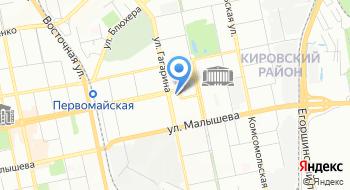База-окон на карте