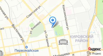Моби Сервис-Урал на карте