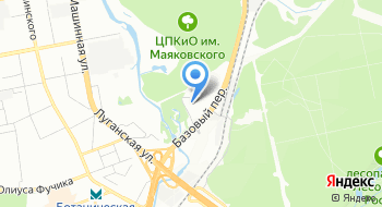Этерна на карте