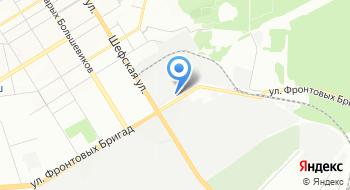 Екатеринбург Тендер на карте