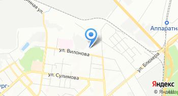 Центр кузовного ремонта Екб Мастер на карте