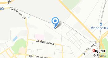 Сантехническая компания Урала на карте