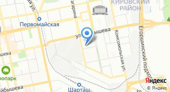 Управление Роспотребнадзора на карте
