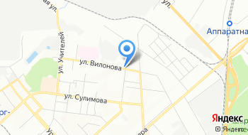 Селма-Урал на карте