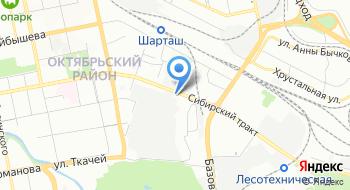 Северо-Уральская компания на карте