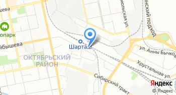 Автомойка Экспресс на карте
