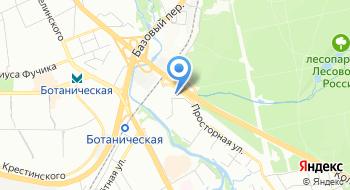 Служба заказчика Чкаловского района г. Екатеринбурга на карте
